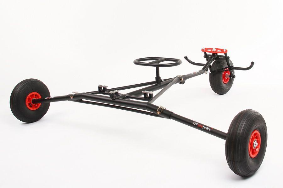 Paramotor trike